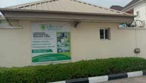 Lifecrest rehabilitation center in Lekki Lagos
